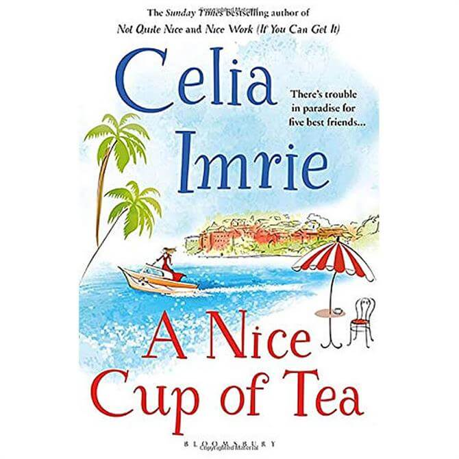 A Nice Cup of Tea By Celia Imrie (Paperback)