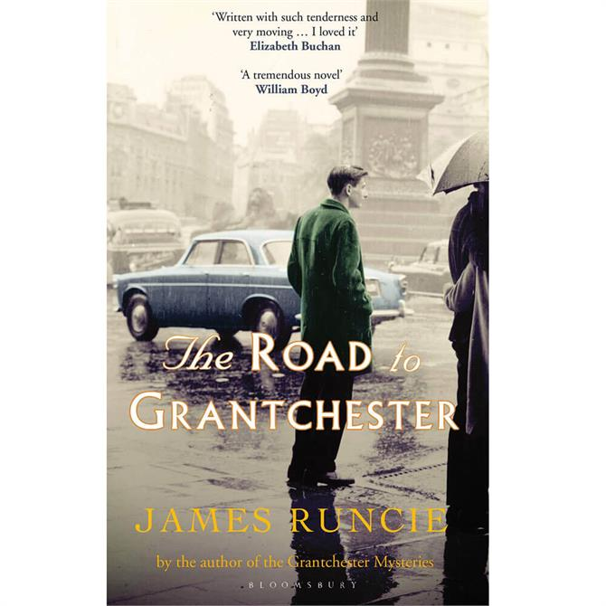 The Road to Grantchester By James Runcie (Hardback)