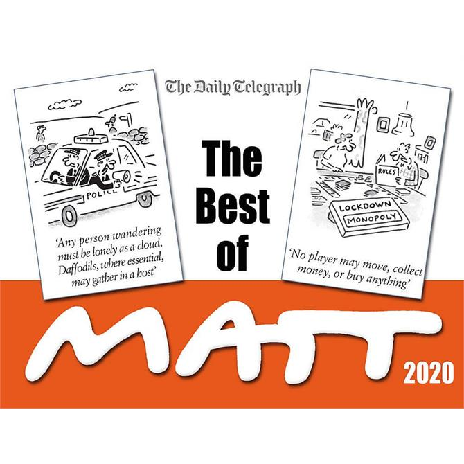 The Best of Matt 2020 By Matt Pritchett (Paperback)