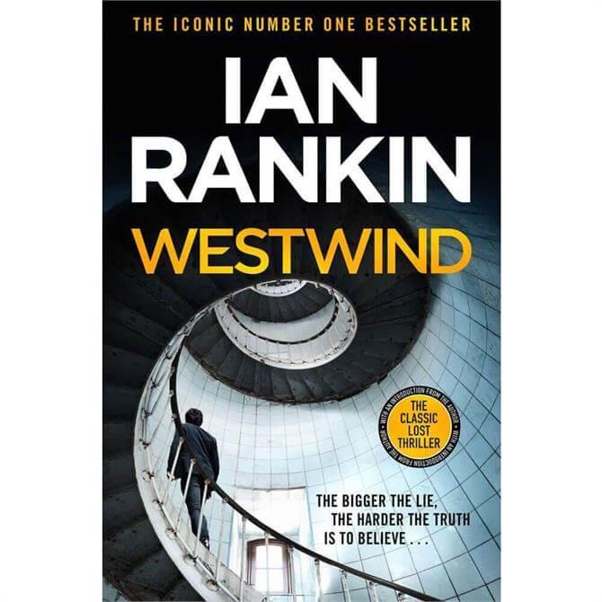 Westwind By Ian Rankin (Hardback)