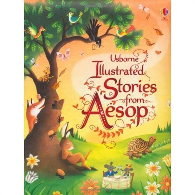 Illustrated Stories from Aesop (Hardback)