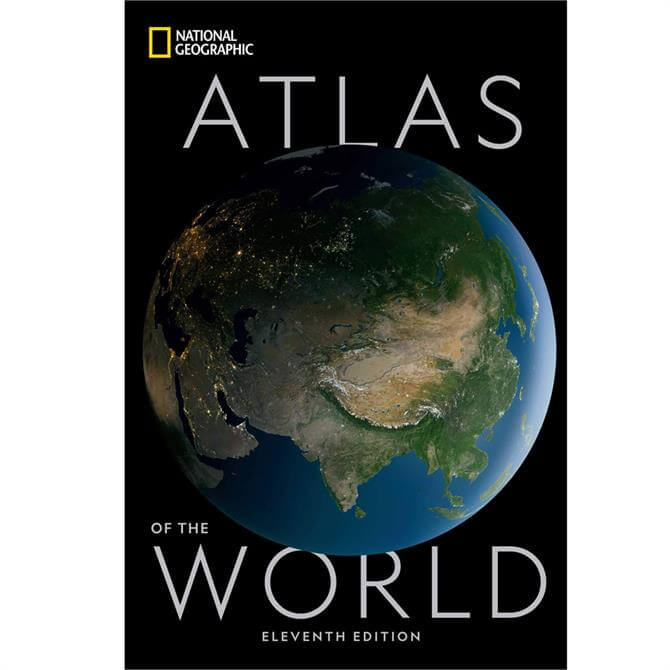 National Geographic Atlas of the World Eleventh Edition (Hardback)