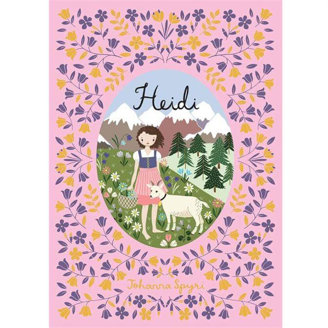 Heidi By Johanna Spyri (Hardback)