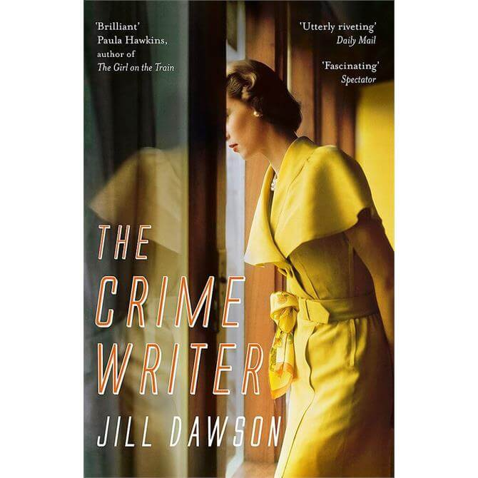 The Crime Writer By Jill Dawson (Paperback)