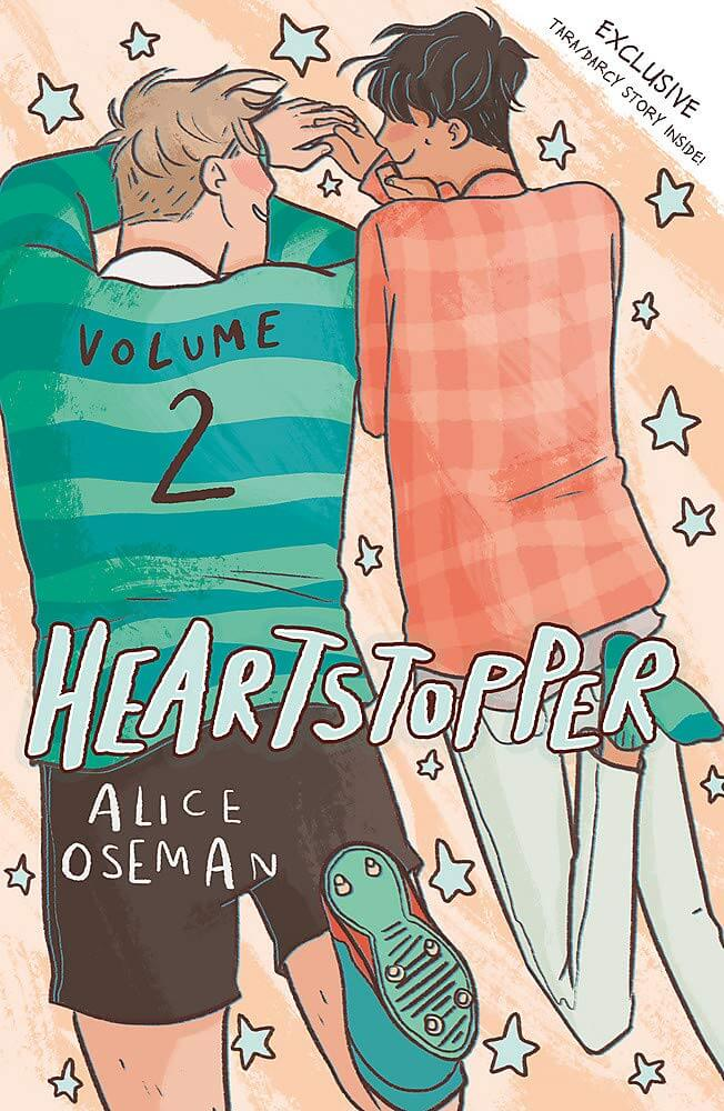 An image of Heartstopper Volume Two By Alice Oseman (Paperback)