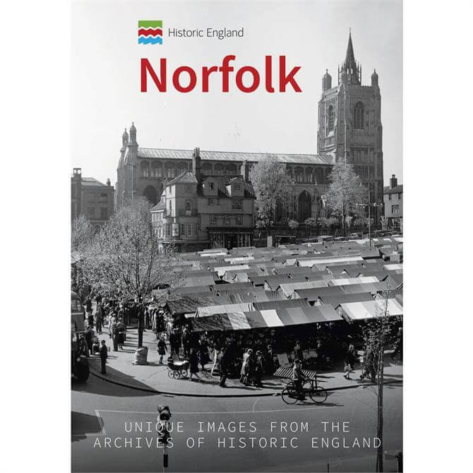 Historic England Norfolk By Pete Goodrum (Paperback)