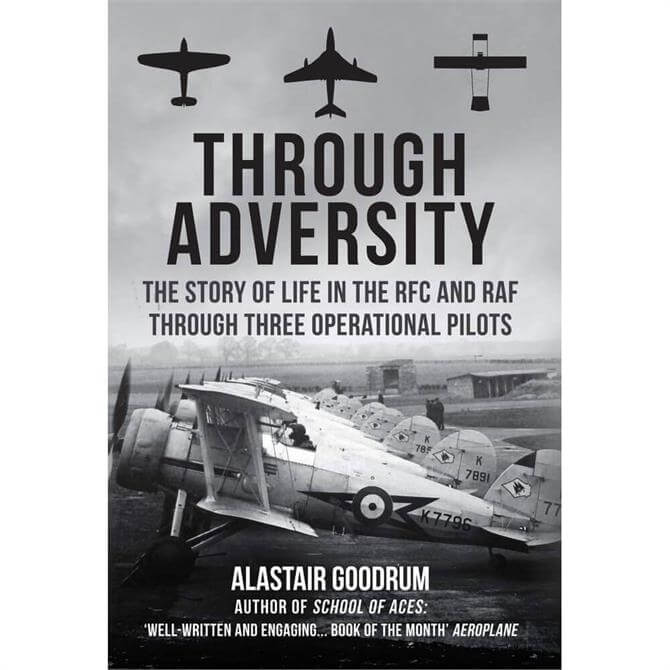 Through Adversity By Alastair Goodrum (Hardback)