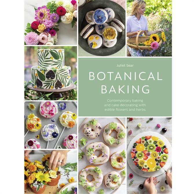 Botanical Baking By Juliet Sear (Hardback)