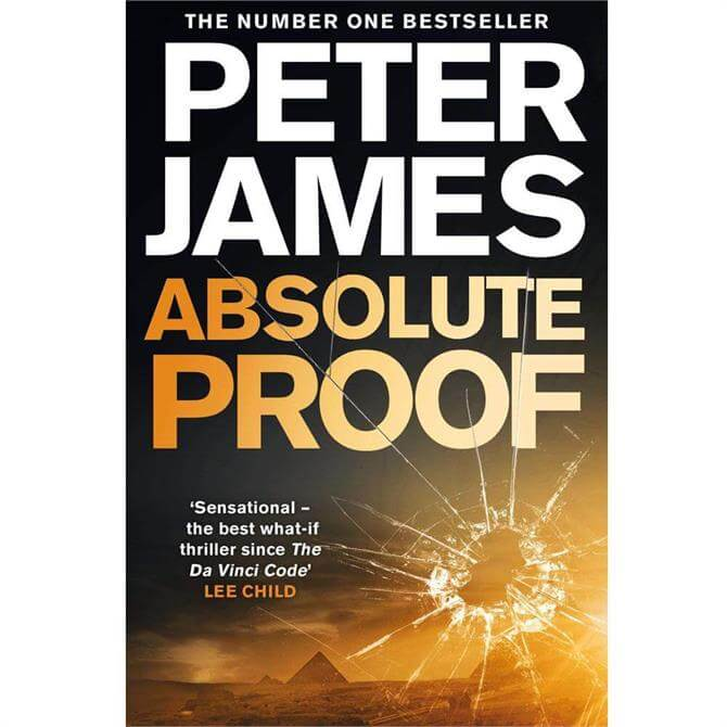 Absolute Proof By Peter James (Paperback)