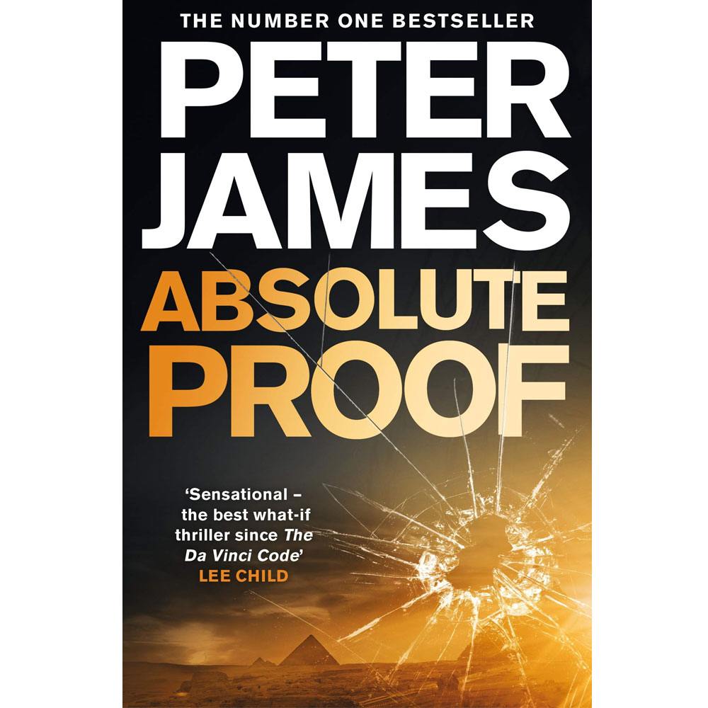 An image of Absolute Proof By Peter James (Paperback)
