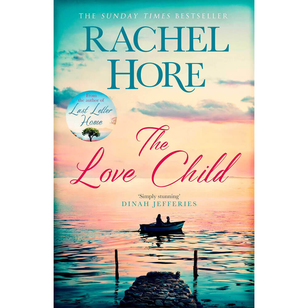 An image of The Love Child By Rachel Hore (Hardback)