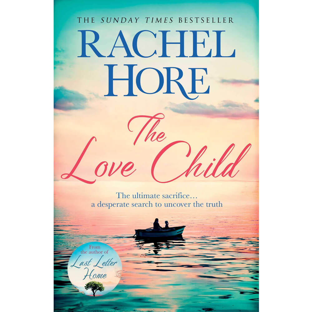 An image of The Love Child By Rachel Hore (Paperback)