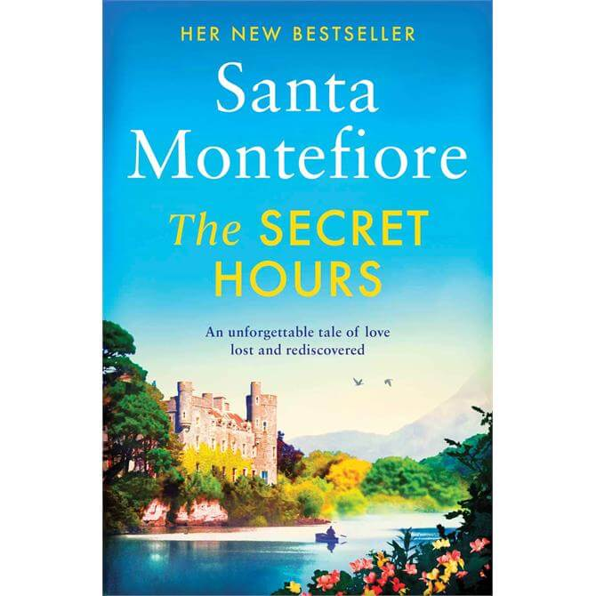 The Secret Hours By Santa Montefiore (Paperback)