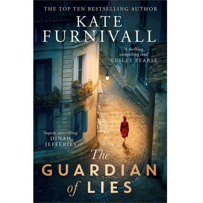 The Guardian of Lies By Kate Furnivall (Paperback)