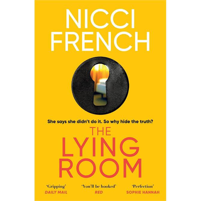 The Lying Room By Nicci French (Paperback)