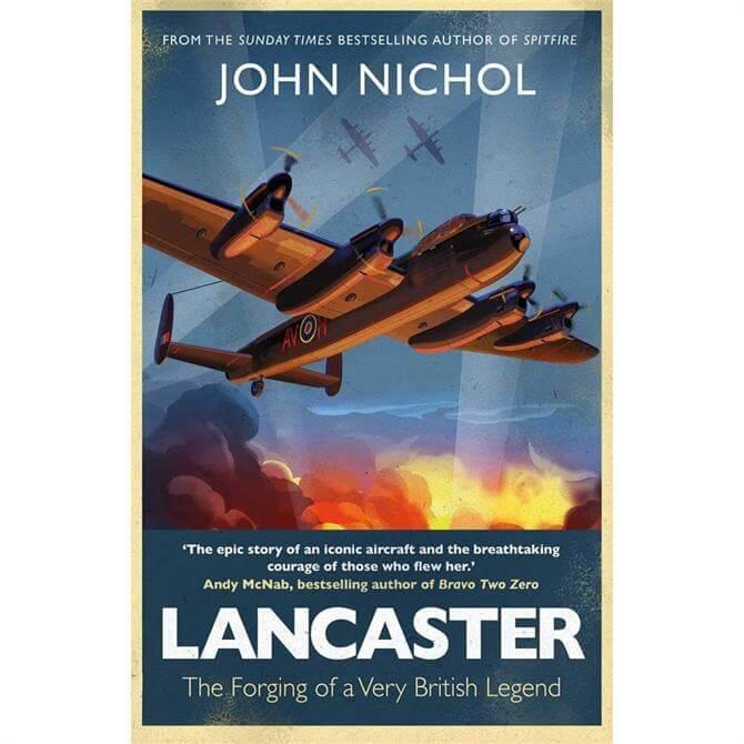 Lancaster By John Nichol (Hardback) Signed