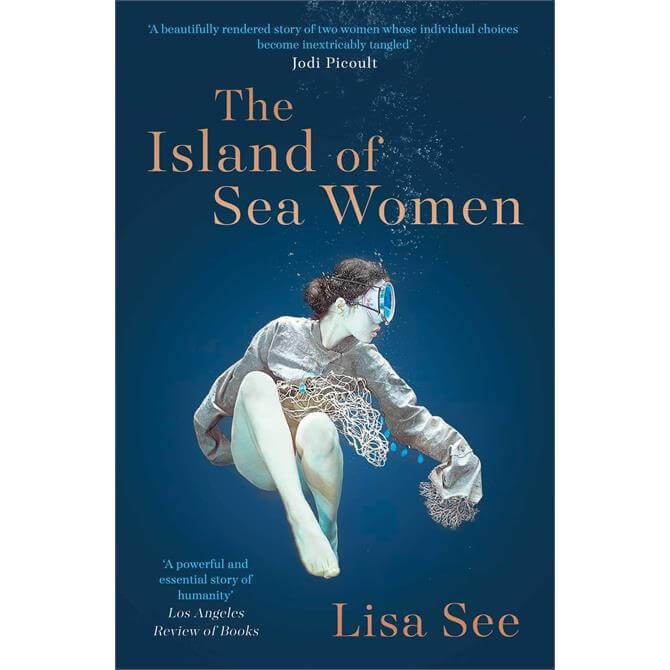 The Island of Sea Women By Lisa See (Paperback)