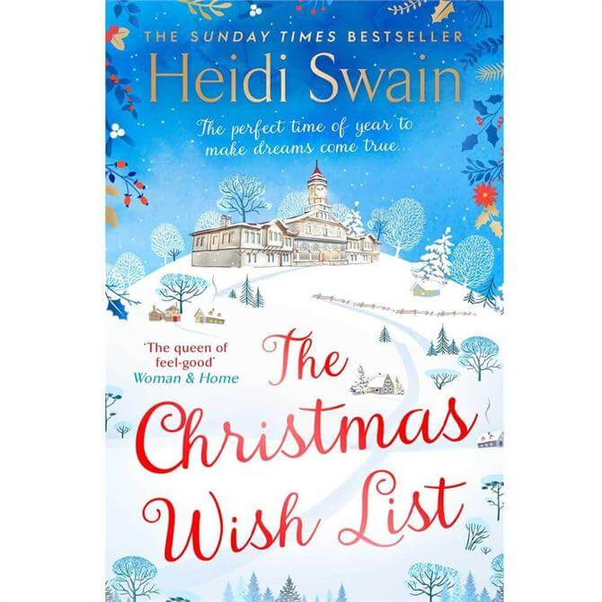 The Christmas Wish List By Heidi Swain (Paperback)