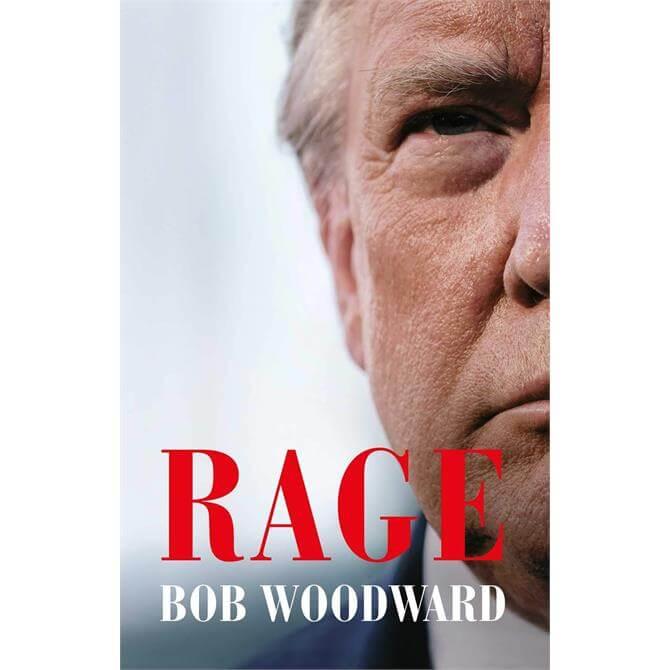Rage By Bob Woodward (Hardback)