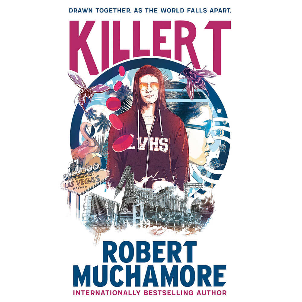 An image of KILLER T By Robert Muchamore (Paperback)