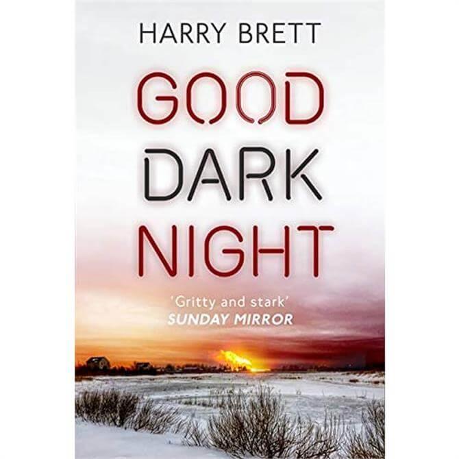 Good Dark Night By Harry Brett (Hardback)