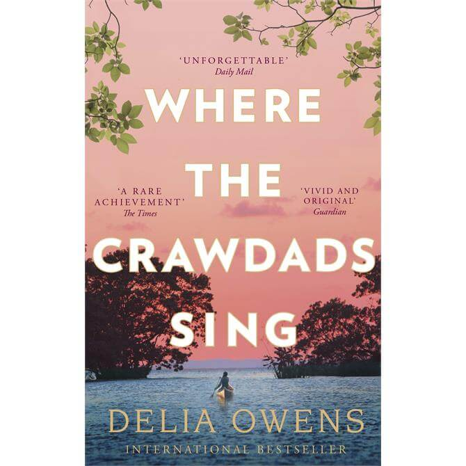 Where the Crawdads Sing By Delia Owens (Paperback)