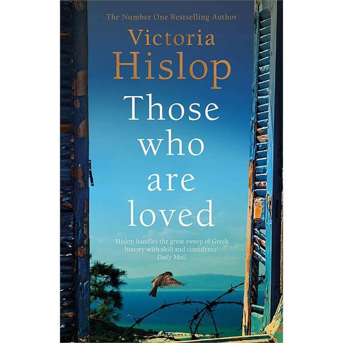 Those Who Are Loved By Victoria Hislop (Paperback)