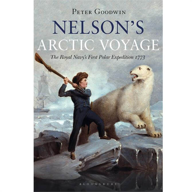 Nelson's Arctic Voyage By Peter Goodwin (Hardback)