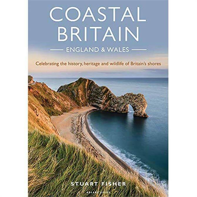 Coastal Britain England and Wales By Stuart Fisher (Paperback)