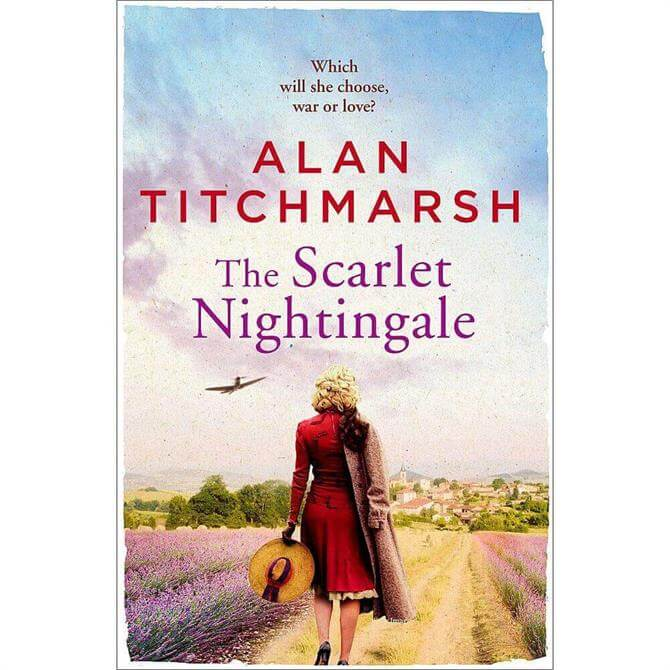 The Scarlet Nightingale By Alan Titchmarsh (Paperback)