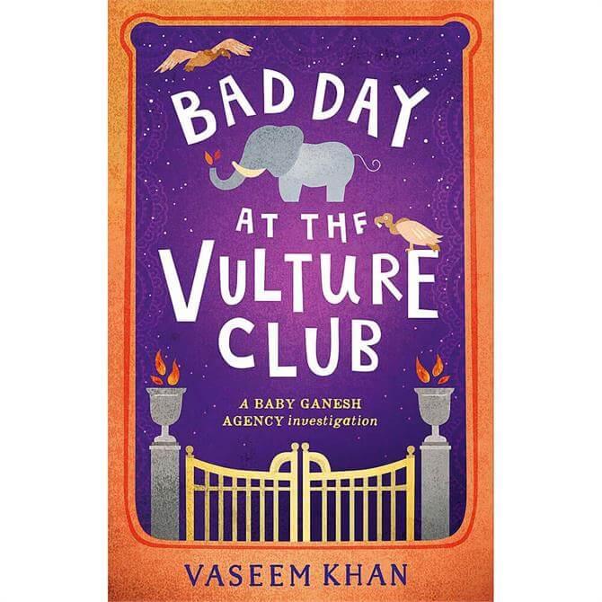 Bad Day at the Vulture Club (Hardback) Vaseem Khan