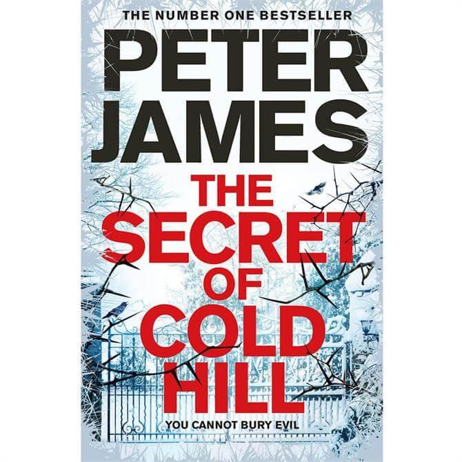 The Secret of Cold Hill Peter James (Hardback)