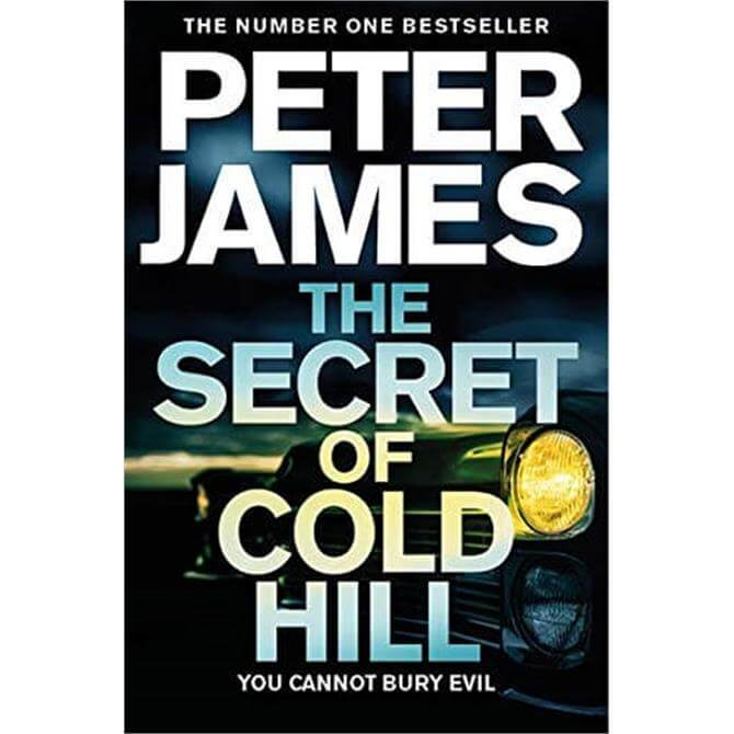 The Secret of Cold Hill By Peter James (Paperback)