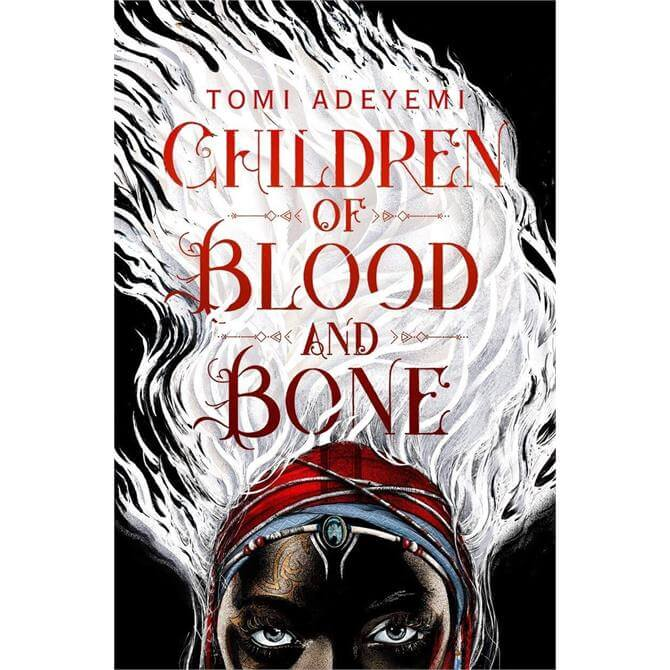 Children of Blood and Bone By Tomi Adeyemi (Paperback)