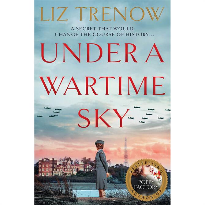 Under a Wartime Sky By Liz Trenow (Paperback)