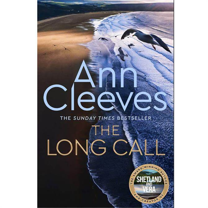 The Long Call Two Rivers By Ann Cleeves (Hardback) Signed