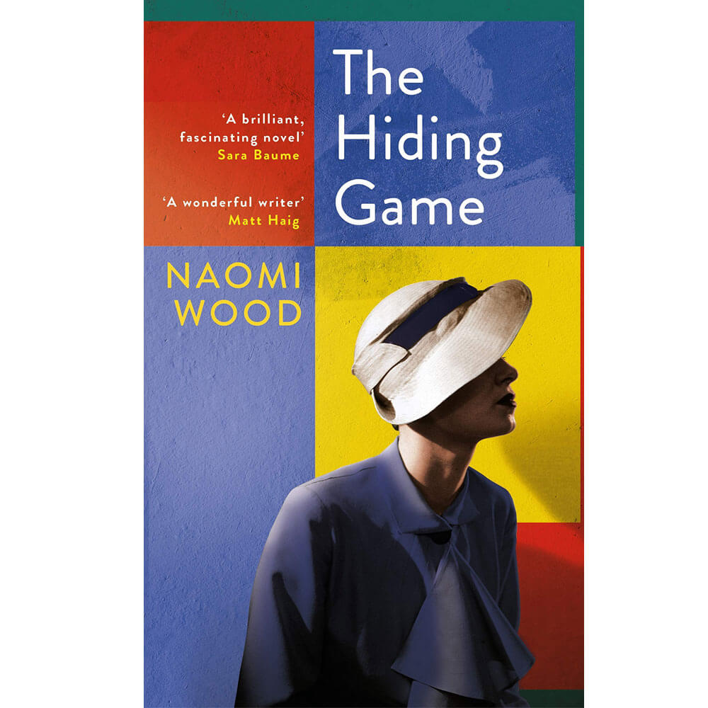 An image of The Hiding Game By Naomi Wood (Hardback) Signed