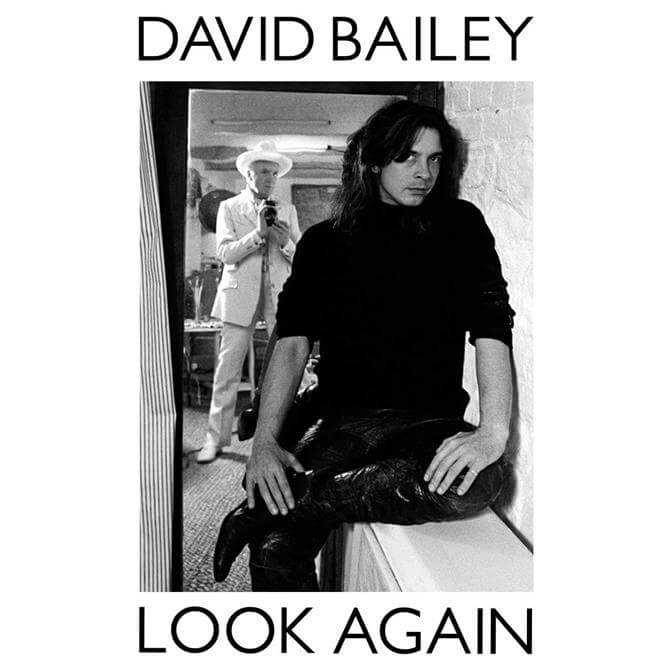 Look Again: The Autobiography By David Bailey (Hardback) Signed
