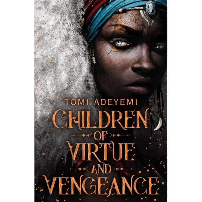 Children of Virtue and Vengeance By Tomi Adeyemi (Paperback)