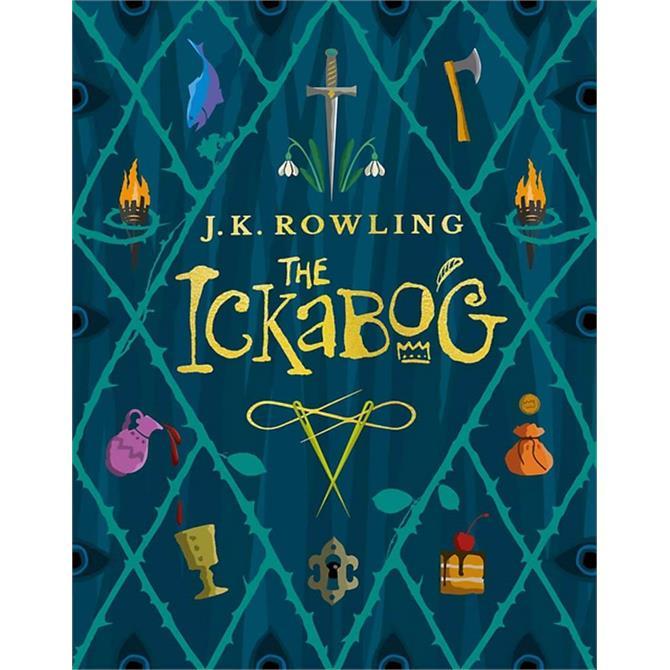 The Ickabog By J. K. Rowling (Hardback) - J.K. Rowling