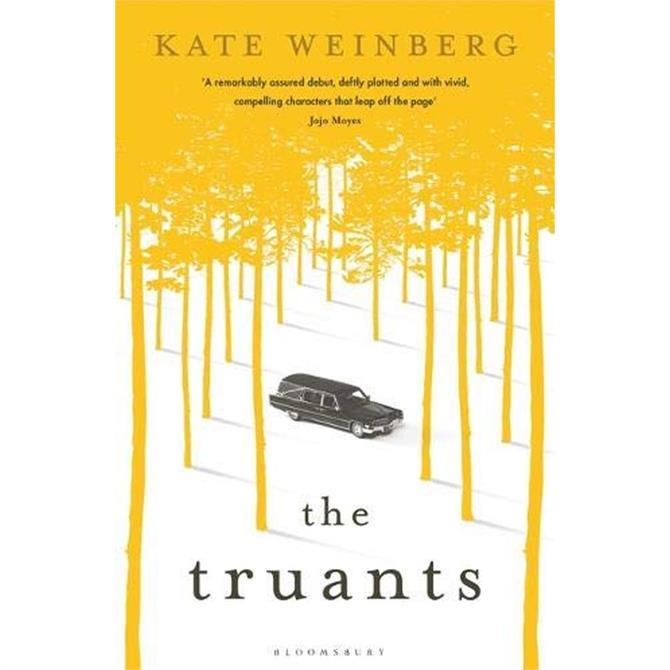 The Truants By Kate Weinberg (Hardback)
