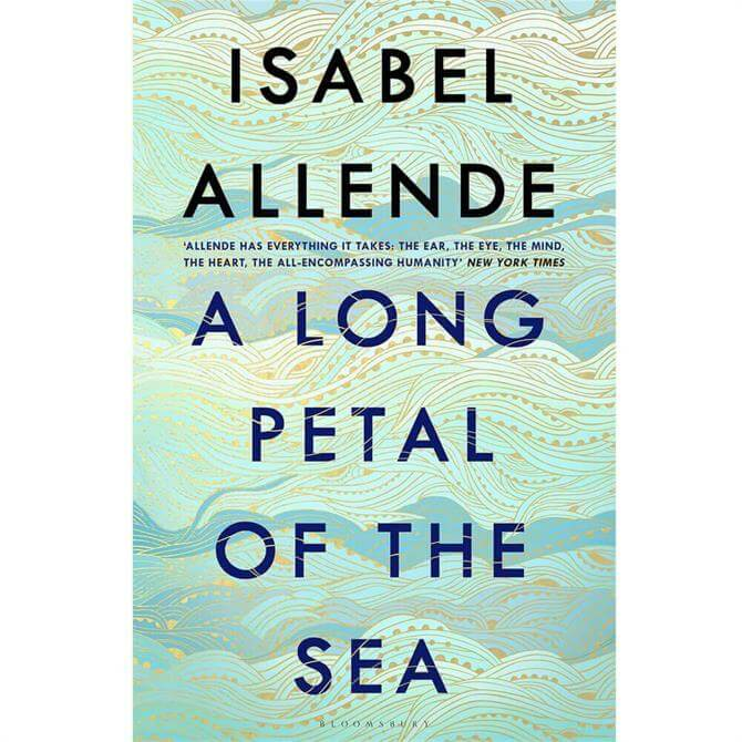 A Long Petal of the Sea By Isabel Allende (Hardback)