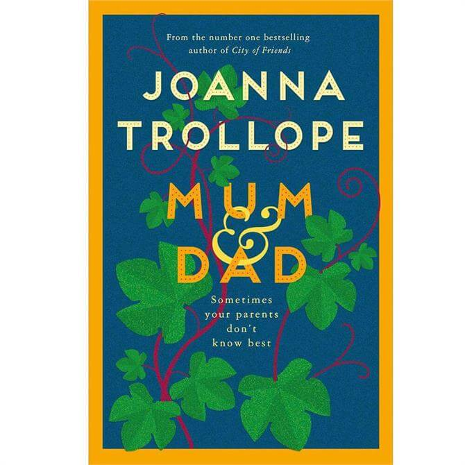 Mum & Dad By Joanna Trollope (Hardback) Signed