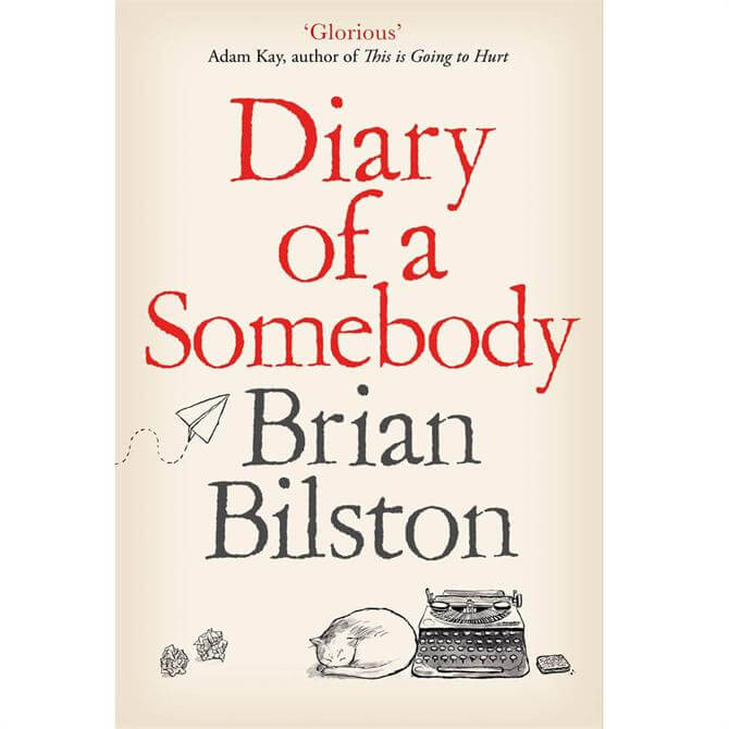 Diary of a Somebody By Brian Bilston (Paperback)
