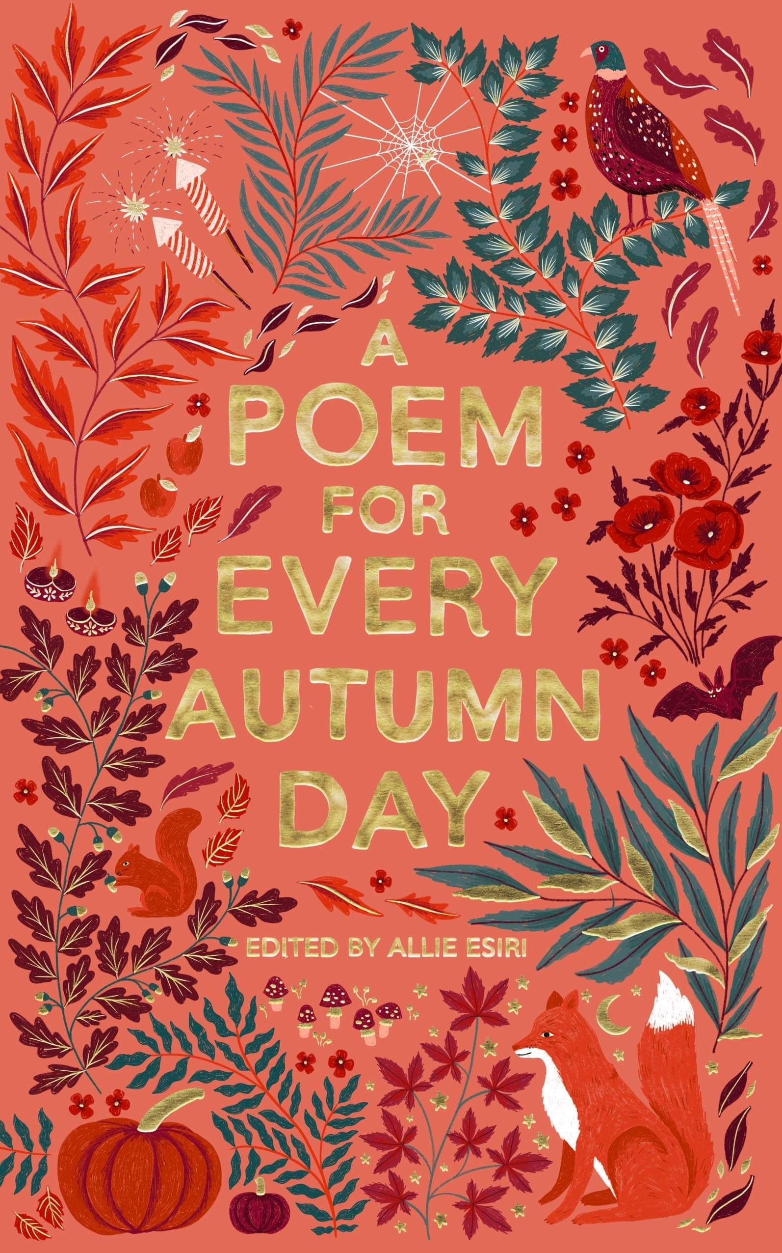 An image of A Poem for Every Autumn Day By Allie Esiri (Paperback)
