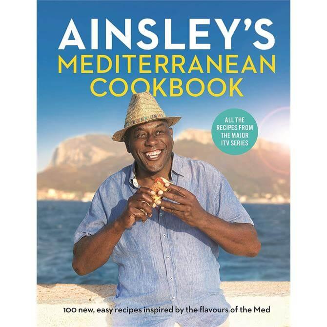 Ainsley's Mediterranean Cookbook By Ainsley Harriott (Hardback)
