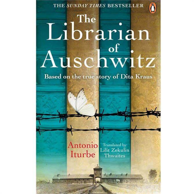 The Librarian of Auschwitz By Antonio Iturbe (Paperback)