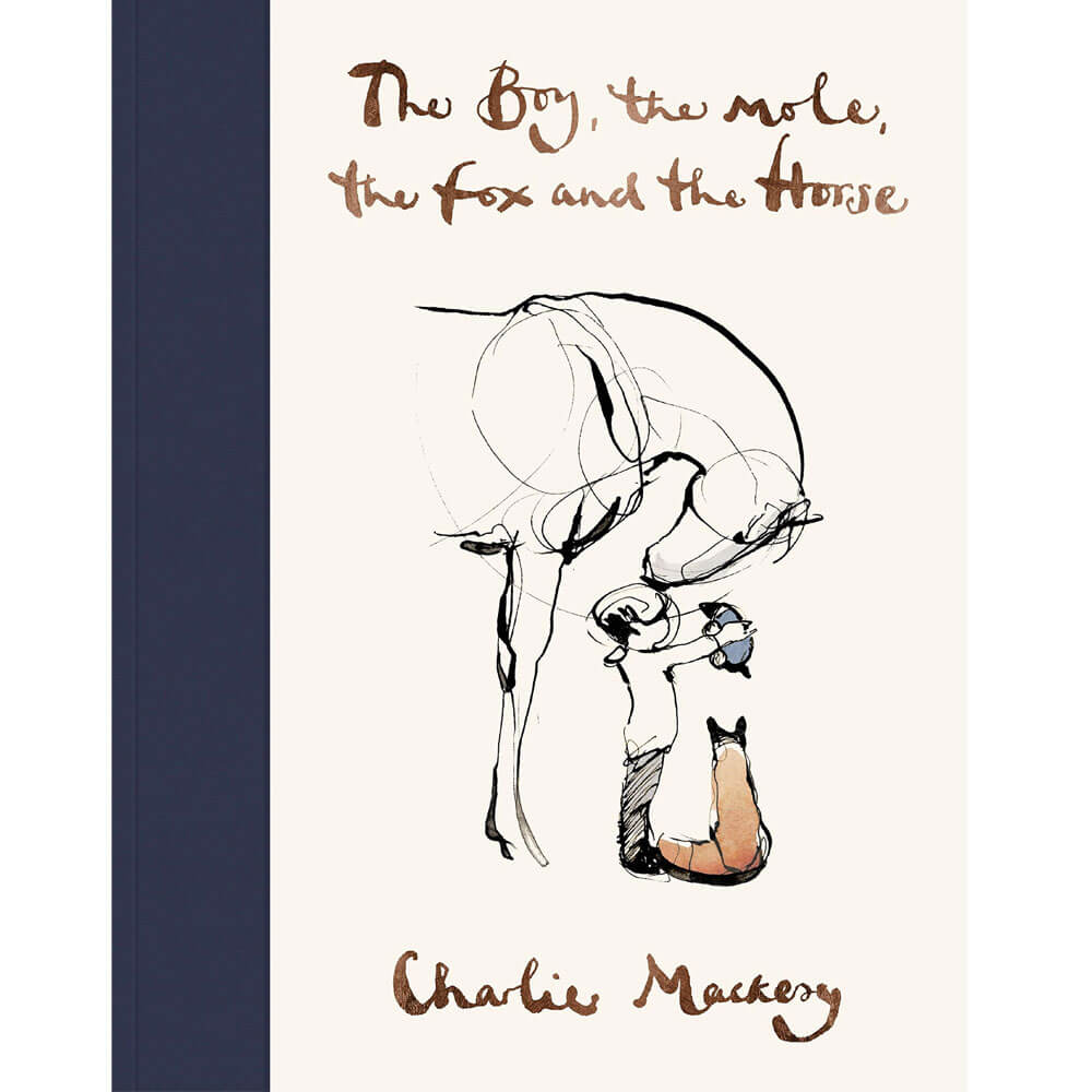 An image of The Boy, The Mole, The Fox and The Horse By Charlie Mackesy (Hardback)