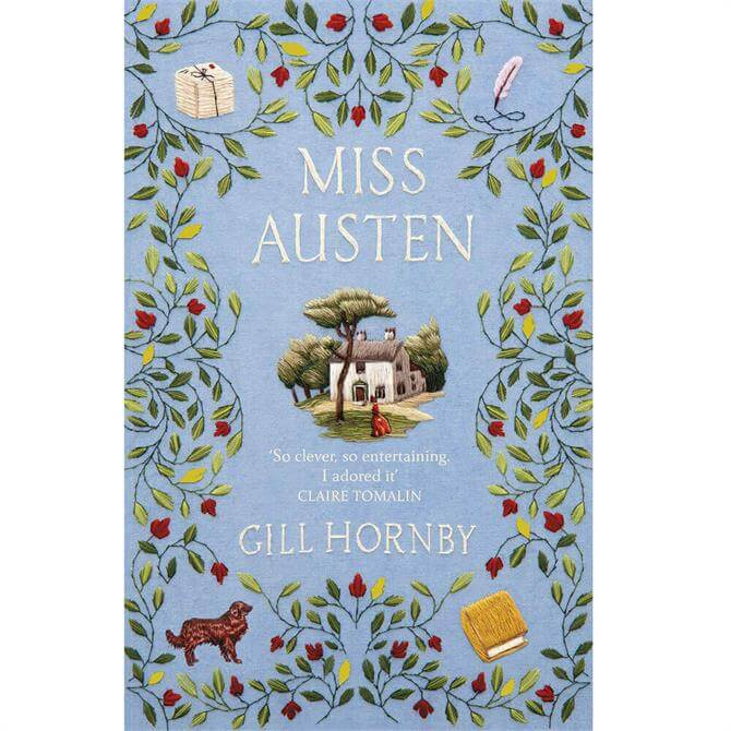 Miss Austen By Gill Hornby (Hardback)