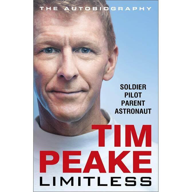 Limitless: The Autobiography By Tim Peake (Hardback)
